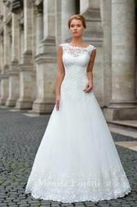 Jak si vybrat svatební šaty